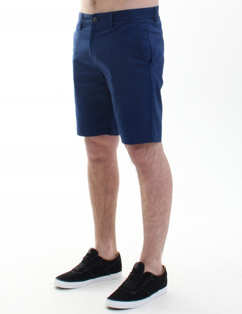 Volcom Frickin Tight Chino shorts - Matured Blue