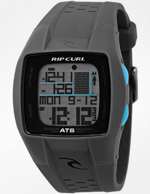 Rip Curl Wetsuits Trestles Surf watch - Charcoal