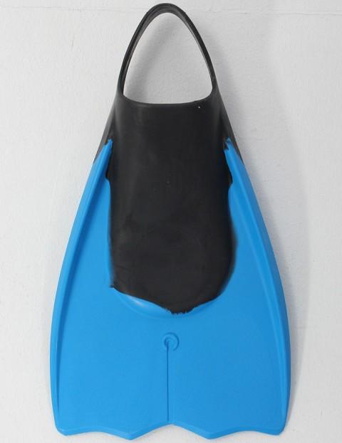 Alder Vortex Boadyboarding fins - Blue
