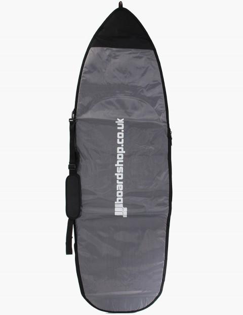 Boardshop Hybrid 5mm 6ft Surfboard bag - Grey