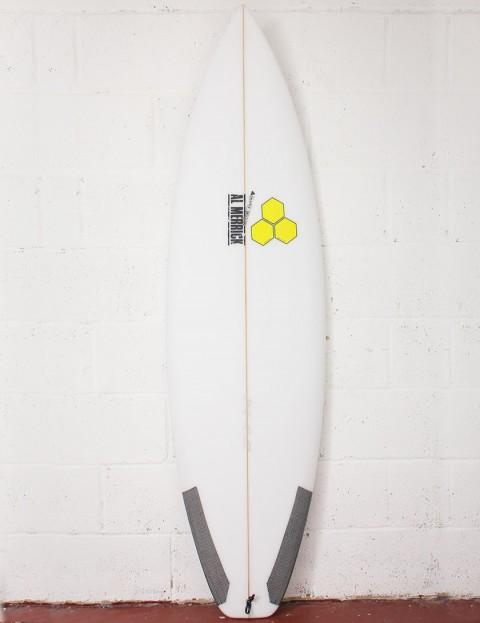 Channel Islands DFR Surfboard 6ft 2 FCS II - White