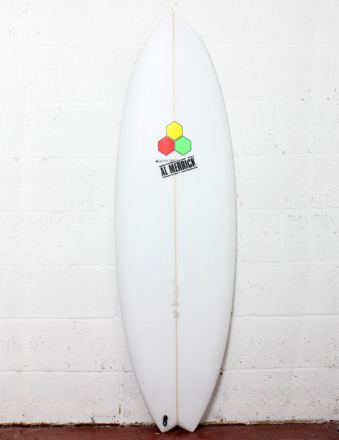 Channel Islands Pod Surfboard 5ft 8 FCS II - White