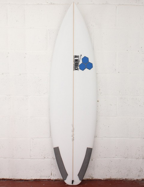 Channel Islands Rook 15 Surfboard 6ft 1 FCS II - White