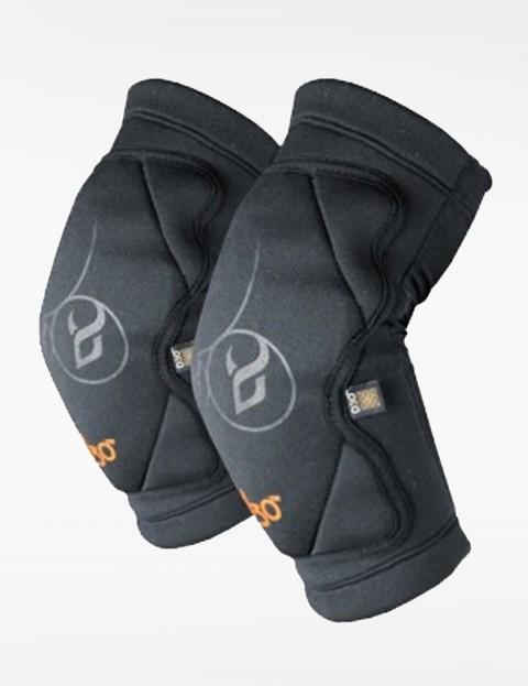 Demon Soft Cap Pro X D3O Elbow pads - Black
