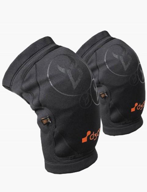 Demon Soft Cap Pro X D3O Knee pads - Black
