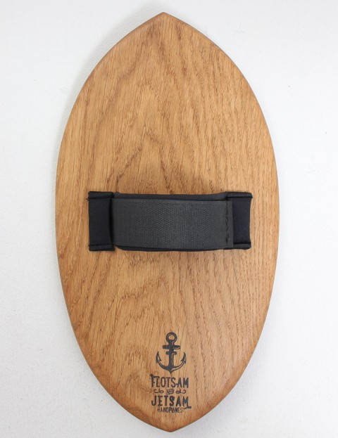 Flotsam and Jetsam Mini Pin Handplane - Oak