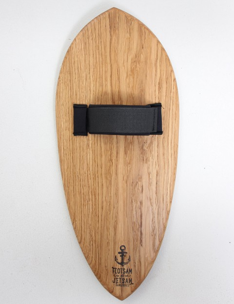 Flotsam and Jetsam Pin Tail Handplane - Oak