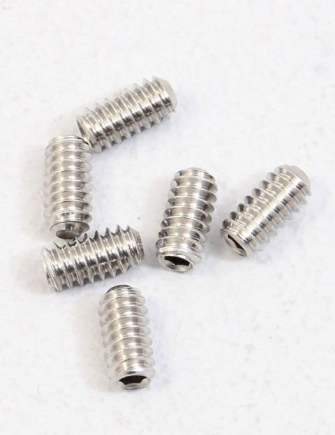 Fin Boltz FCS Grub Screws Pack Replacement fin screws - Stainless Steel