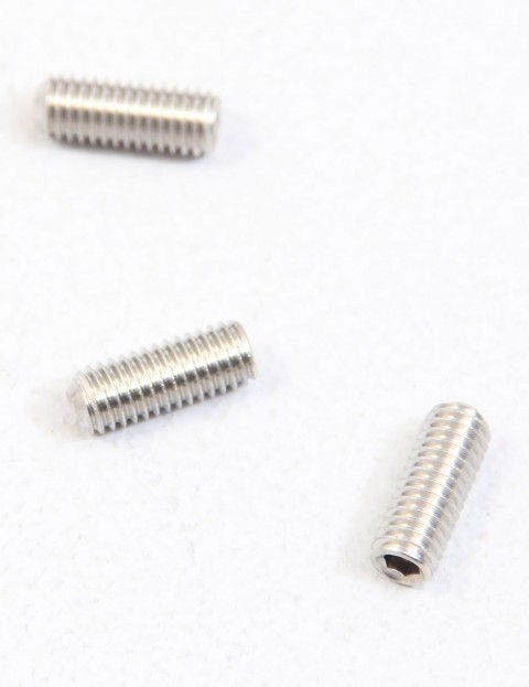 Fin Boltz Futures Grub Screws Pack Replacement fin screws - Stainless Steel