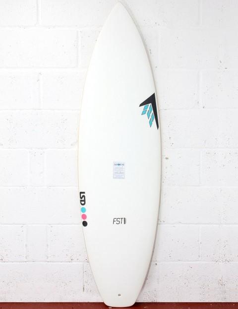 Firewire FST Chubby Chedda Surfboard 5ft 11 FCS - White