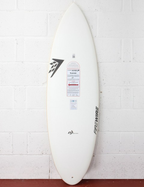 Firewire FST Dominator Surfboard 5ft 9 FCS - White