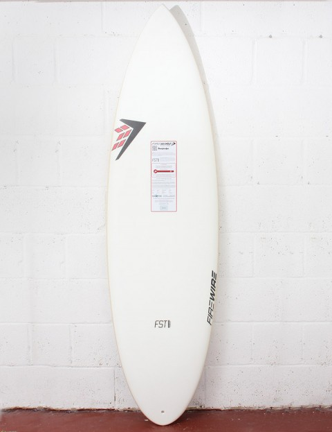 Firewire FST Dominator Surfboard 6ft 8 FCS II - White