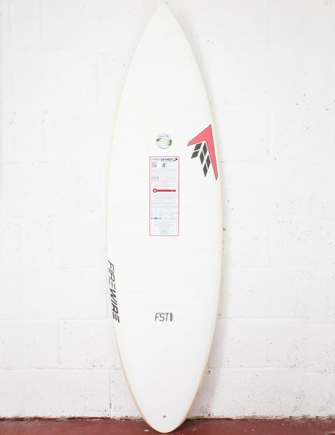 Firewire FST Hashtag Surfboard 5ft 8 FCS II - White