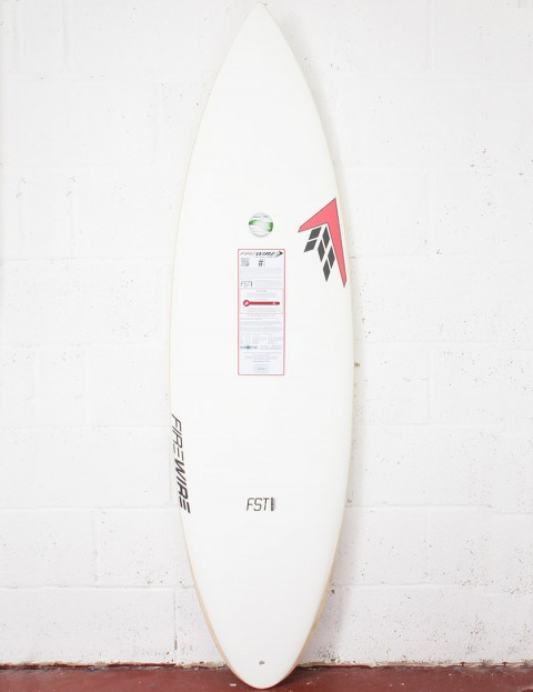 Firewire FST Hashtag Surfboard 5ft 11 Futures - White