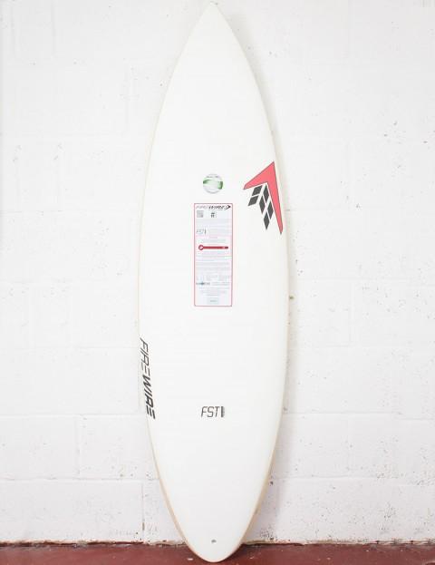 Firewire FST Hashtag Surfboard 6ft 1 FCS II - White