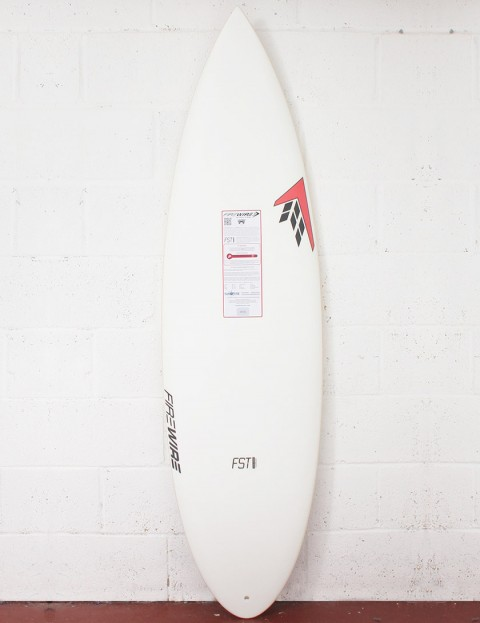 Firewire FST Unibrow Surfboard 6ft 1 FCS II - White