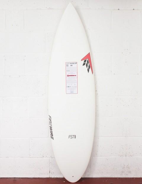 Firewire FST Unibrow Surfboard 6ft 2 FCS II - White