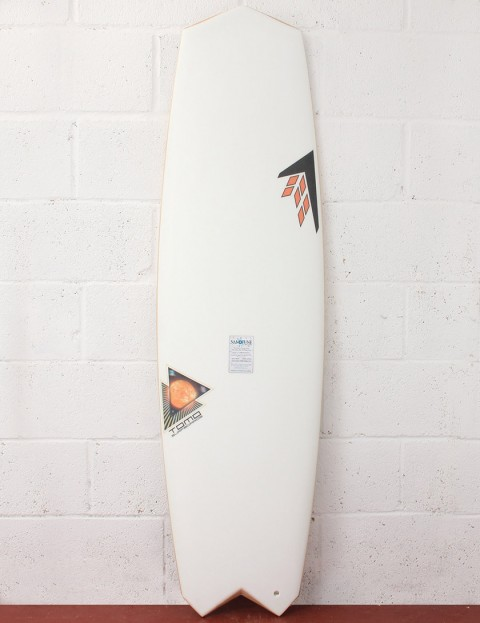 Firewire FST Vanguard Surfboard FCS II 5ft 5 - White
