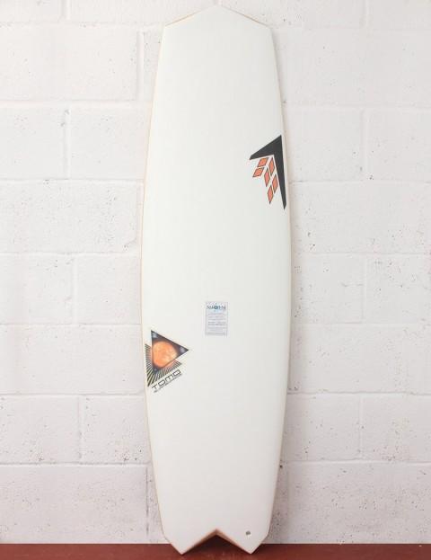 Firewire FST Vanguard Surfboard 6ft 0 - White