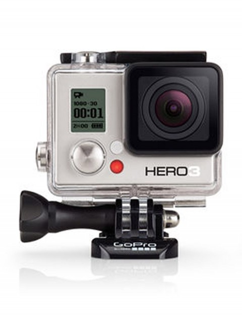 GoPro Hero3 White Edition Camera - Misc