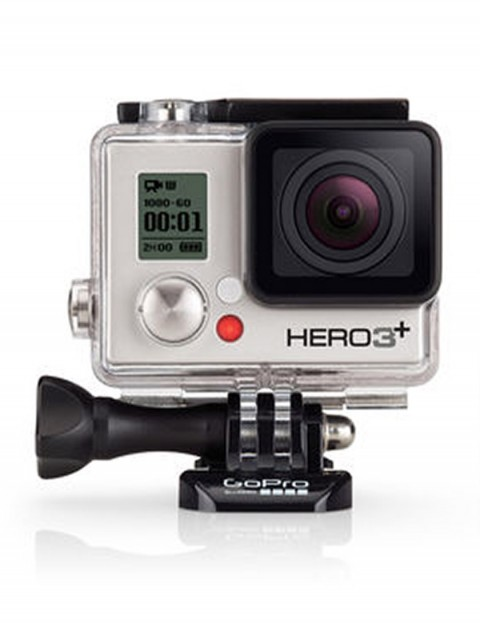 GoPro Hero3+ Silver Camera - Misc