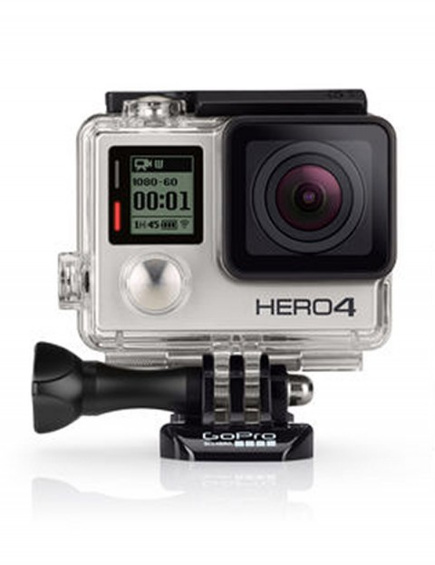 GoPro Hero4 Silver Surf Camera - Misc