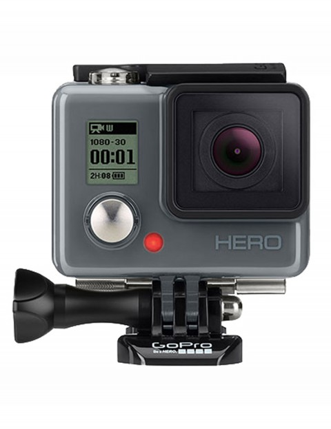 GoPro Hero Camera - Graphite