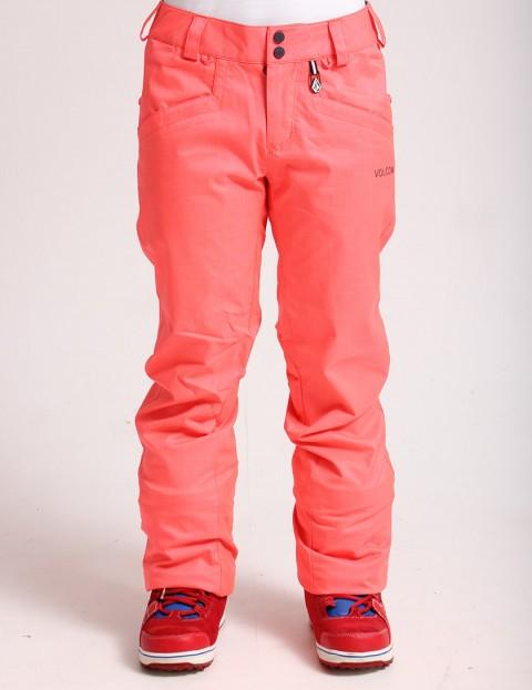 Volcom Snow Logic Ladies snowboard pants - Firecracker