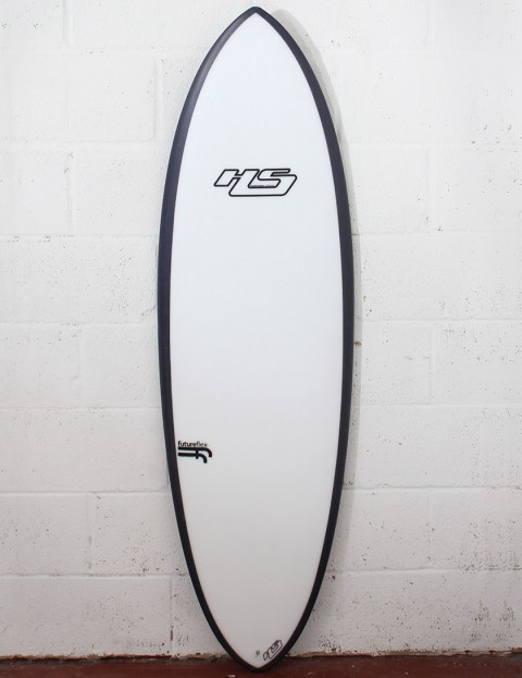 Haydenshapes Hypto Krypto FutureFlex Surfboard 5ft 8 Futures - White
