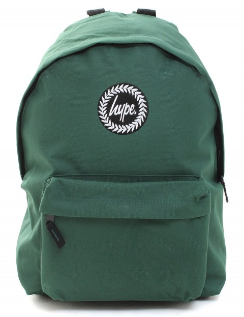Hype Crest Backpack 15L - Dark Green