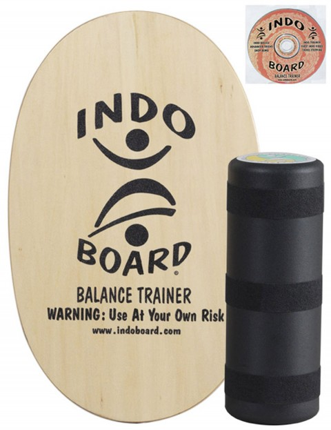Indo Board Original Balance Trainer - Natural