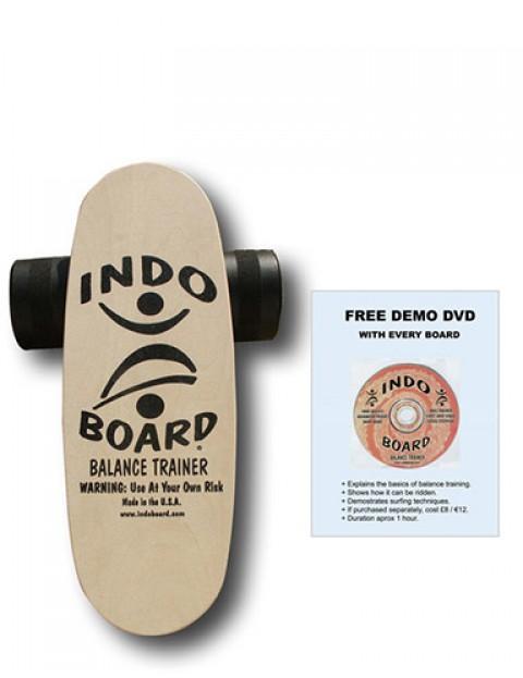 Indo Board Pro Balance Trainer - Natural