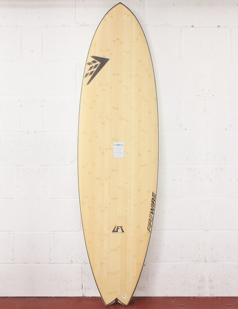 Firewire LFT Addvance Surfboard 7ft 6 FCS II - Natural Wood