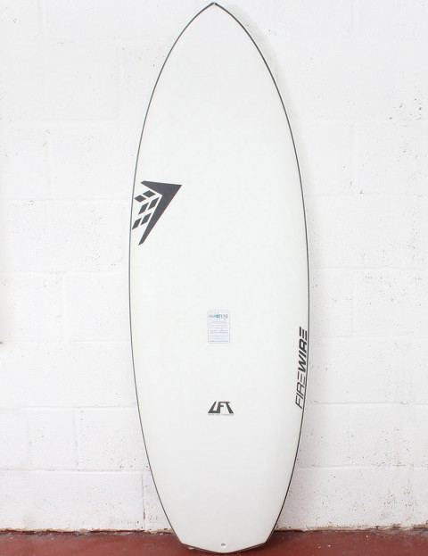 Firewire LFT Baked Potato Surfboard 6ft 3 Futures - White