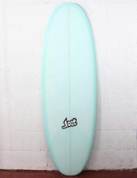 Lost Bean Bag Surfboard 6ft 0 FCS II - Mint