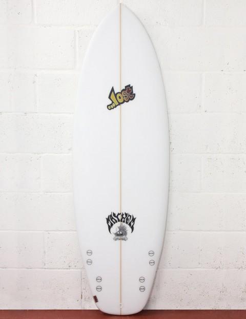 Lost Surfboards Bottom Feeder Surfboard 5ft 6 FCS II - White