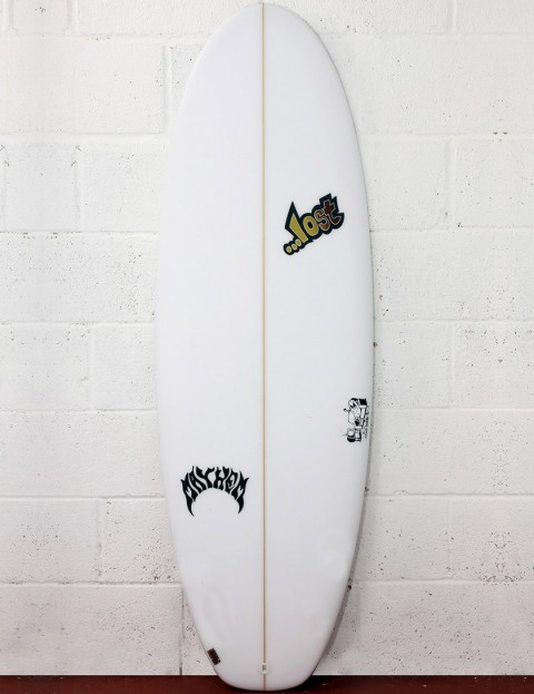 Lost Surfboards Couch Potato Surfboard 5ft 10 FCS II - White