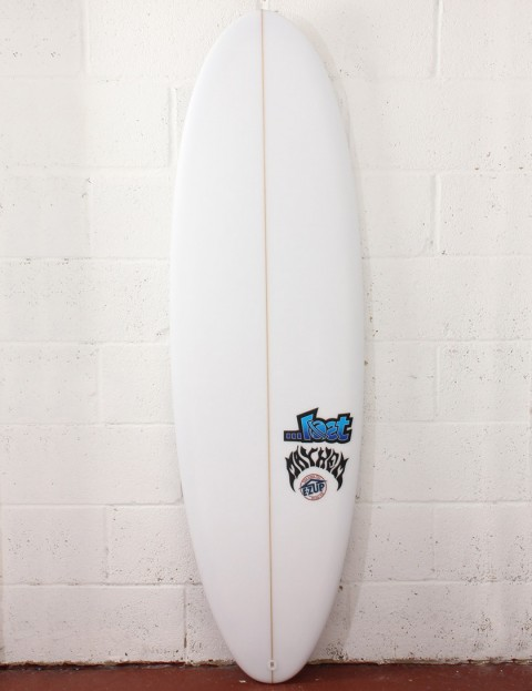 Lost Surfboards EZ-Up Surfboard 6ft 0 FCS II - White