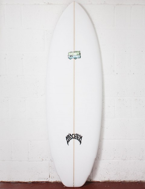 Lost Surfboards RV Surfboard 6ft 1 FCS II - White