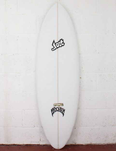 Lost Surfboards Stretch RV Surfboard 5ft 8 FCS II - White