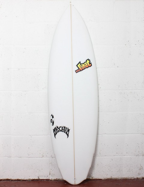 Lost Surfboards V3 Rocket Surfboard 5ft 8 FCS II - White