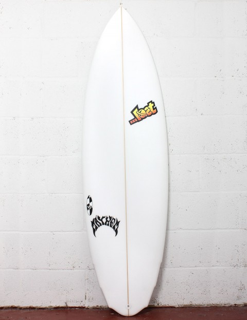 Lost Surfboards V3 Rocket Surfboard 6ft 0 FCS II - White