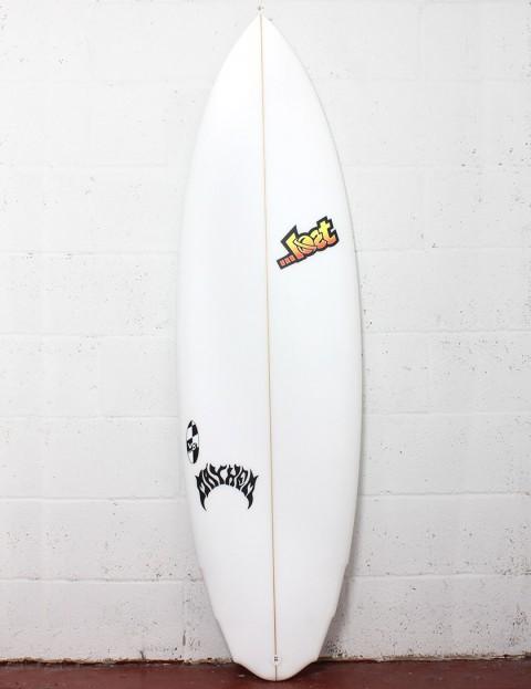 Lost Surfboards V3 Rocket Surfboard 6ft 0 FCS II - White