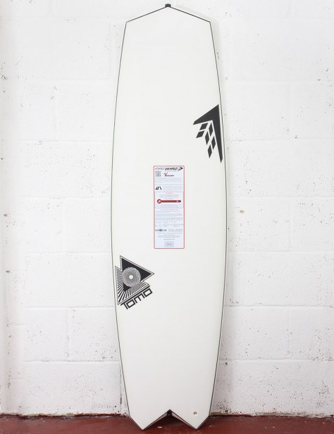 Firewire LFT Vanguard Surfboard FCS II 5ft 10 - White