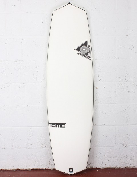 Firewire LFT Vader Surfboard 5ft 7 Futures - White