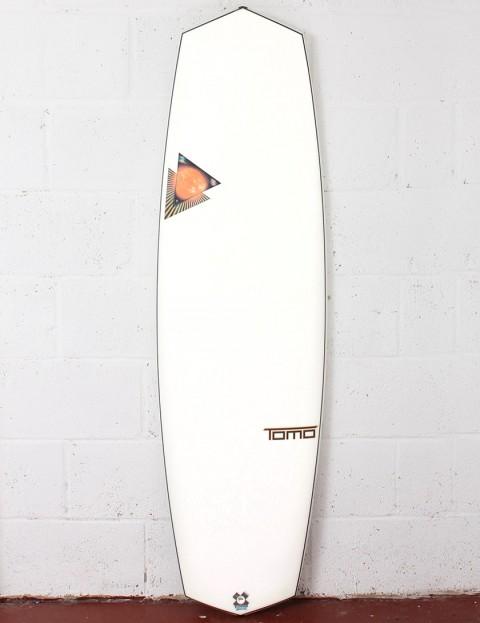 Firewire LFT Vader Surfboard 5ft 8 FCS II - White