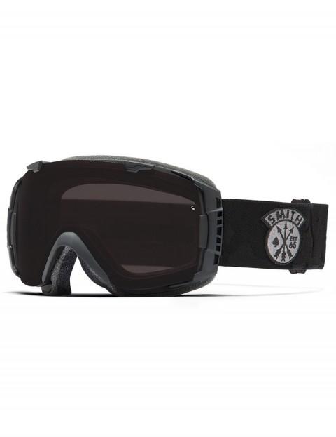 Smith I/0 Snow goggles - Black Sabotage/Blackout