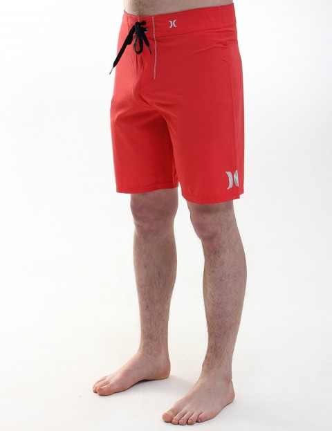 Hurley Phantom One and Only Boardies - Daring Red