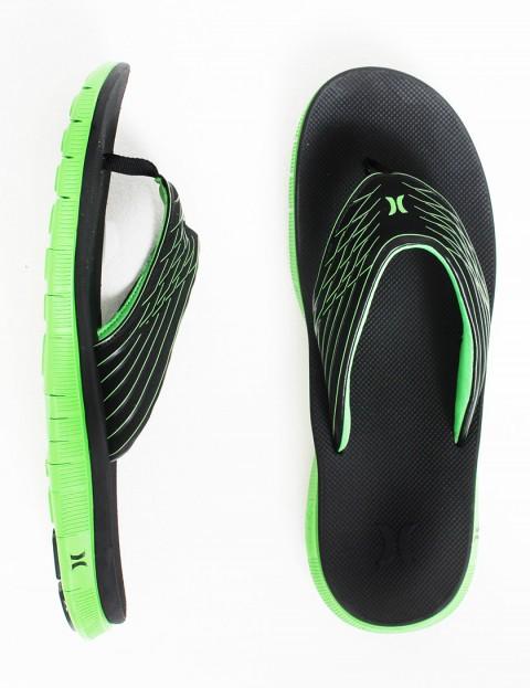 Hurley Phantom Sandal - Neon Green