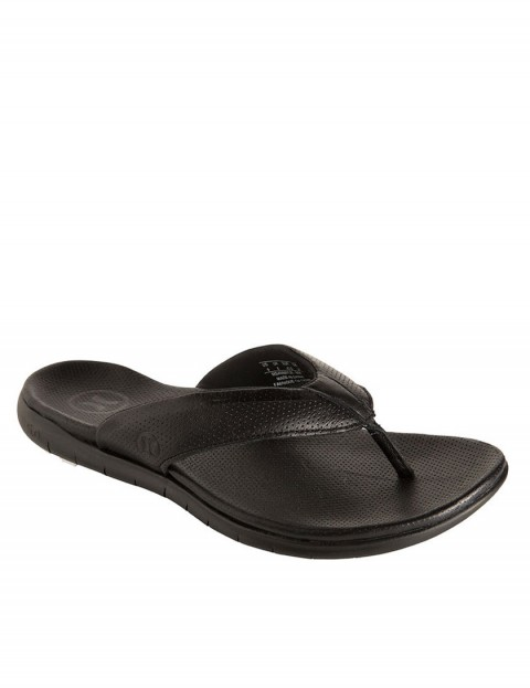 Hurley Phantom Free Elite Leather sandals - Black